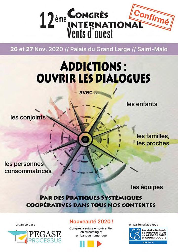 12ème congrès international Vent d'Ouest à Saint Malo