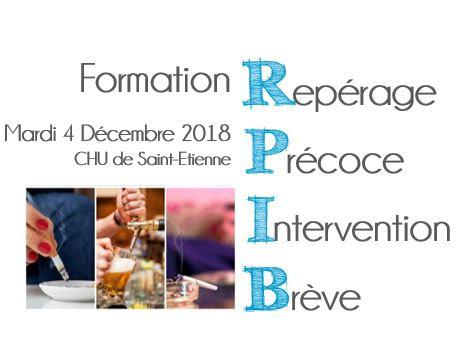 Formation Repérage Précoce Intervention Brève