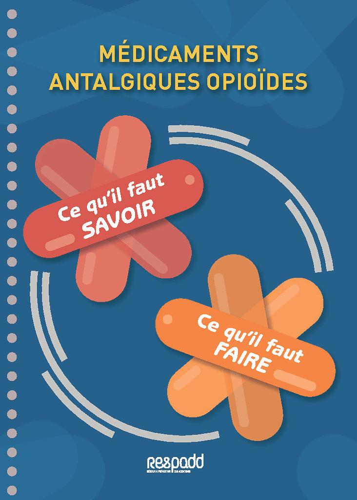 Médicaments Antalgiques Opioïdes