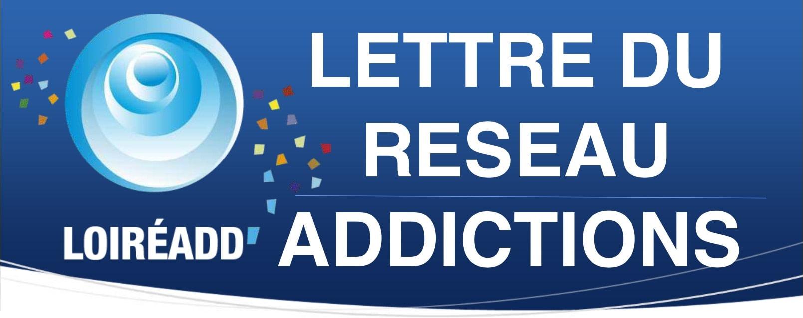 La Lettre du Reseau Addictions - En-tete
