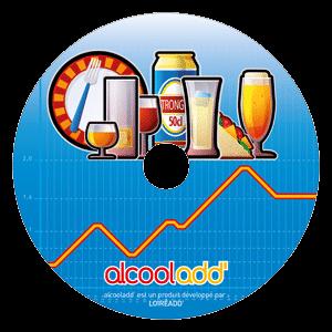 cd-rom Alcooladd'
