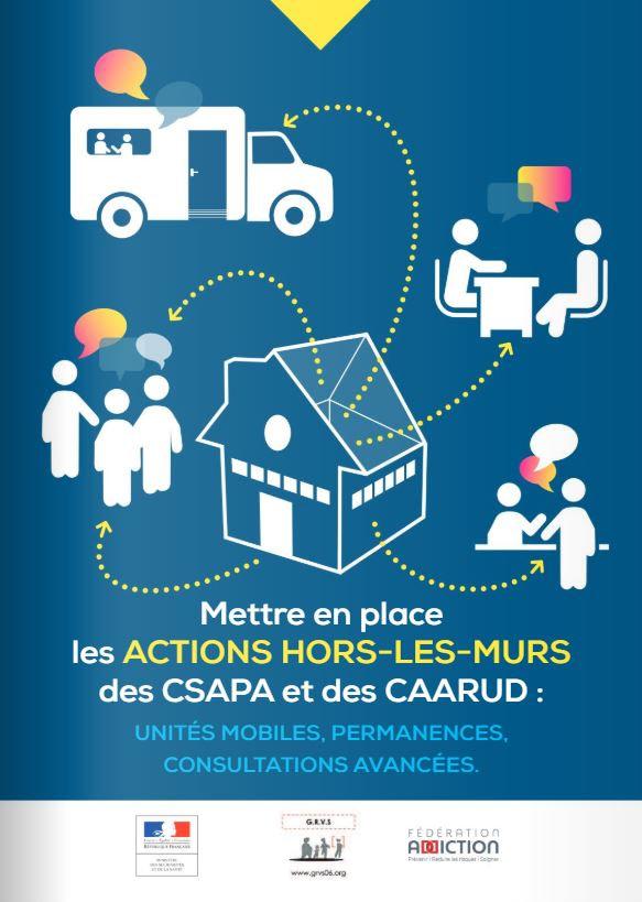 Read more about the article Mettre en place les ACTIONS HORS-LES-MURS des CSAPA et des CAARUD