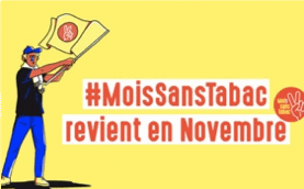 #MoisSansTabac revient en Novembre
