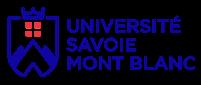 Logo de l'Université Savoie Mont Blanc