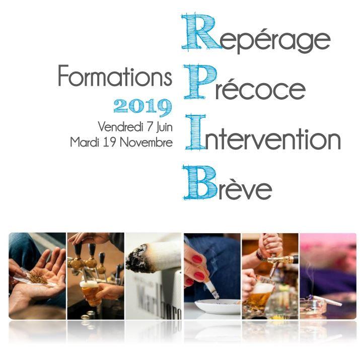 Formation Repérage Précoce et Intervention Brève