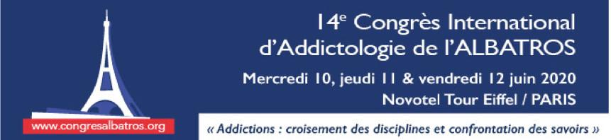 14e congrès de l'addictologie de l'Albatros