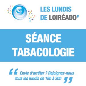 Les Lundis de Loireadd' - Séance Tabacologie