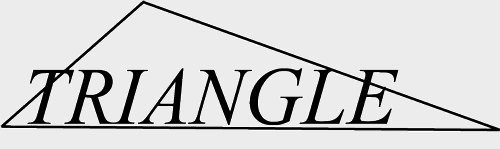 Logo de l'Association Triangle