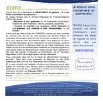 Newsletter Loireadd numéro 118 – Septembre 2018